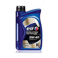 Моторное масло Elf EVOLUTION FULLTECH LSX 5w40 1 л.