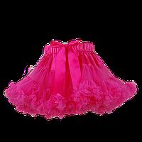 Яркая пышная юбка для девочки