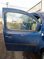 Дверь передняя правая, пассажира Renault Kangoo  2008-2014