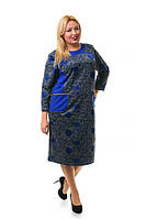 """Платье больших размеров """"Карина"""""""