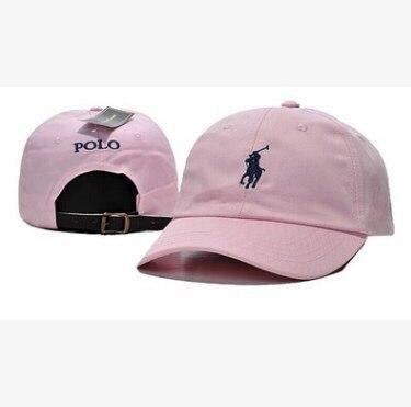 Кепка Cap by Ralph Lauren розовая