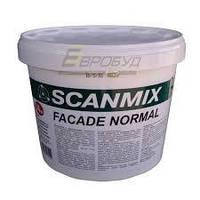 Scanmix Facade Normal - акриловая краска  для внутр. и наружных работ 10л.