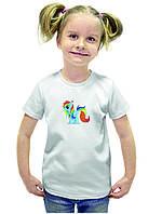 Футболка детская с вашим фото (рисунок А-5)