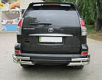 Спойлер Toyota Prado 120, без стопа