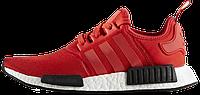 Женские кроссовки Adidas NMD R1 Red