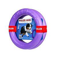 Collar Puller midi (Пуллер миди) тренировочный снаряд для собак средних пород (2 кольца)