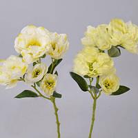 Пион  букетик 57 см Цветы искусственные