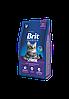Brit Premium Senior корм для пожилых кошек, 8 кг