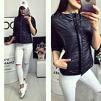 Куртка женская, модель 201, черный 44