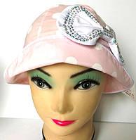 Летняя шляпка для девочки - L1702