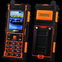 Противоударный водонепроницаемый телефон IP67 AOLE 2 сим-карты батарея 3800Mah
