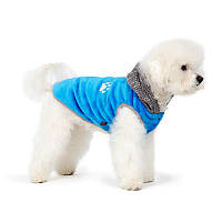 Жилет для собаки Чип М Длина спины 33-36, обхват груди 41-48 см (цвета разные)