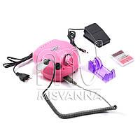 Профессиональная фрезерная машина Global Fashion DM-202 на 65 Вт и 35 000 об./мин. (pink)