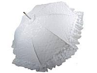 Свадебный зонт-трость женский HAPPY RAIN (ХЕППИ РЭЙН) U70456