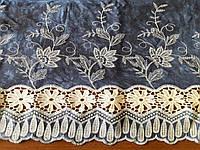 Джинс  облегченный вареный Купон Волна (арт. 04270)