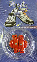 ЛУЧШАЯ ЦЕНА! Светящиеся силиконовые шнурки LED Platube Laces 1001006 в украине светящиеся шнурки, Светящиеся силиконовые шнурки, Светящиеся шнурки,