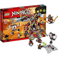 Конструктор Лего Lego Ninjago Робот-спасатель 70592