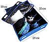 Двойной органайзер для белья с крышкой ORGANIZE (звездное небо), фото 2