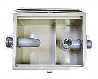 Жироуловитель (сепаратор жира) под мойку СЖ-БИО-0,7П