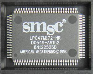 LPC47M172-NR. Новый. Оригинал.