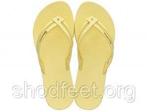 Женские вьетнамки Ipanema Mais Tiras Yellow 26060-22291