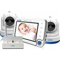 Комплект Видеоняня Luvion Supreme Connect, Доп Камера и WiFi Мост
