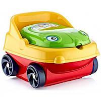 Детский музыкальный горшок Irak Plastik Машинка