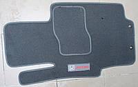 Коврики в салон текстильные Honda Accord материал Ciak черн. вышивка