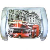 """Держатель для туалетной бумаги Лондон автобус """"ELIF"""""""