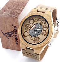 Бамбуковые часы Bobo Bird Pride Classic, фото 1