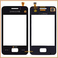 Сенсор (тачскрин) Samsung GT-S5222 Star 3 Duos Black Original