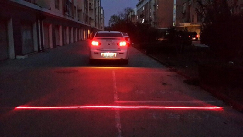 Автомобильный лазер повторитель стопов / противотуманка