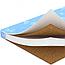 Матрас в кроватку Qvatro Lux КПК 7 см, фото 4
