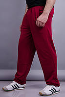 Аризона. Спортивные штаны мужские. Бордо.