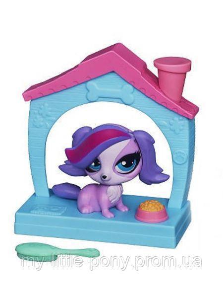 Собачка с волшебным механизмом Littlest Pet Shop Hasbro