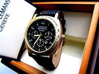 Наручные часы мужские Luminor PANERAI Daylighl. Модные часы. Стильные мужские часы. наручные мужские часы.