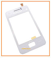 Сенсор (тачскрин) Samsung GT-S5222 Star 3 Duos  White Original