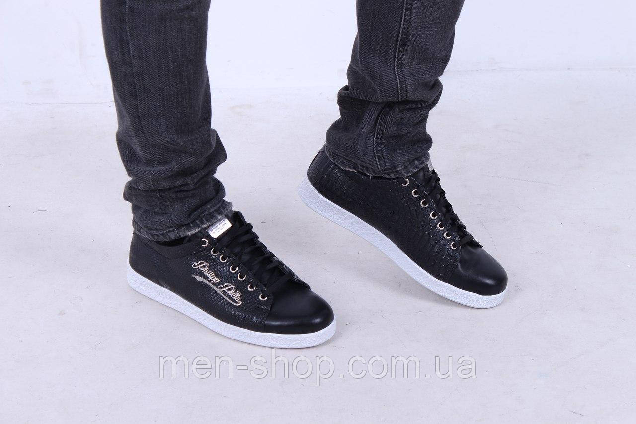 Мужские модные кроссовки в стиле  Philipp Plein