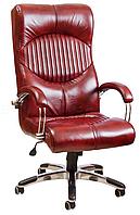 Кресло для руководителей Геркулес хром