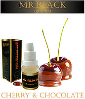 Жидкость для электронных сигарет Mr.Black Вишня в шоколаде 6 мг/мл (Low) - 15 мл