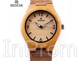 Бамбуковые часы Redear Wardes, фото 2