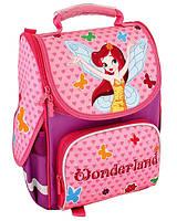 """Школьный рюкзак CF85829 """"Wonderland """"с ортопедической спинкой"""