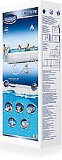 Каркасный бассейн Bestway 56442 с песочным фильтром (404 x 201 x 100 см.), фото 3