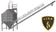 Силос Пеллетный LIKA  - Система механизированной подачи топлива