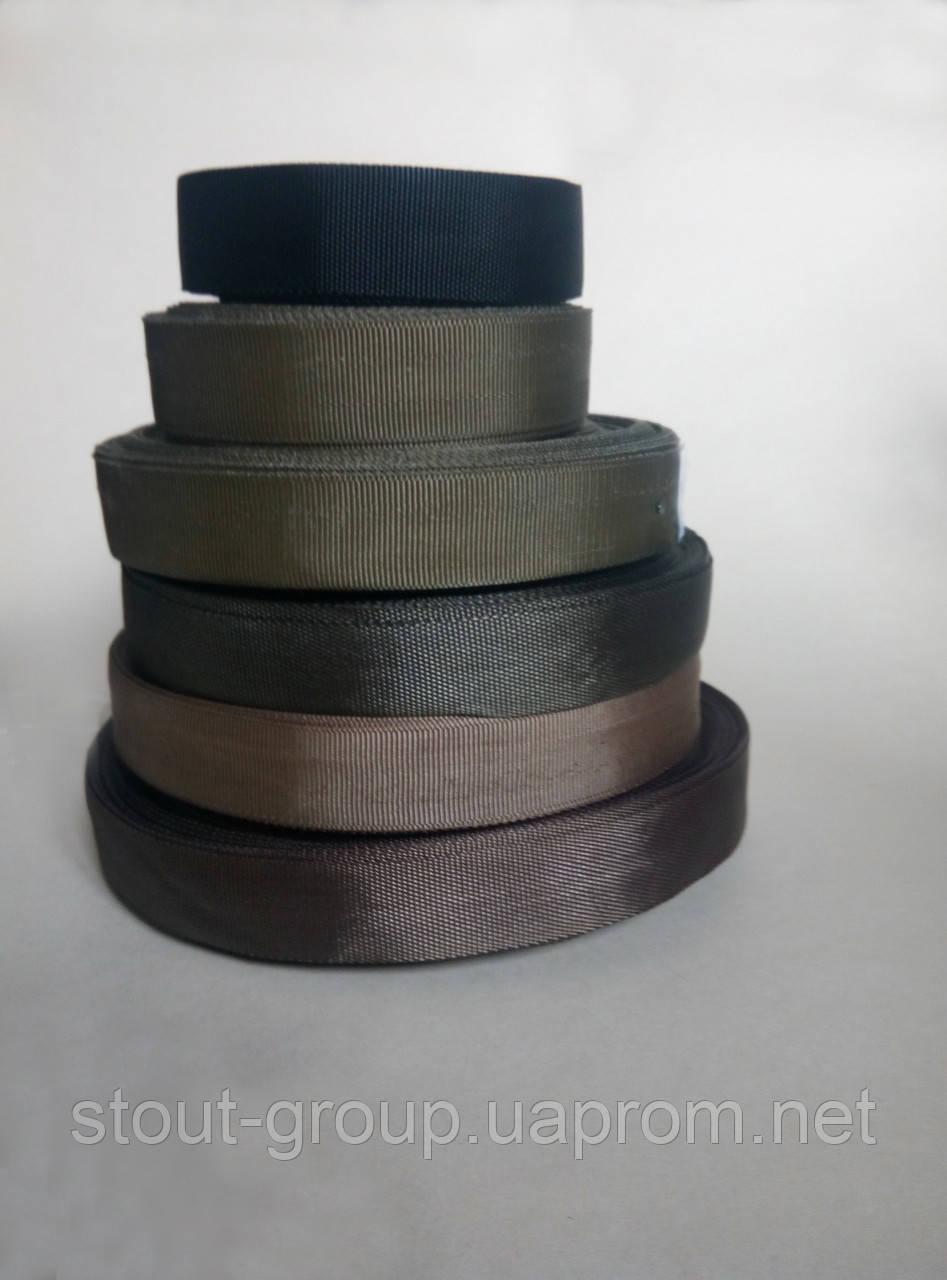 Тесьма окантовочная ПА 25 мм