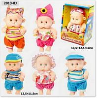 """Кукла Пупс типа Беби Борн / Baby Born """"Карапузики"""" 2013-8J 6 видов"""