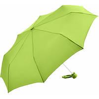 Складной зонт FARE Зонт женский механический компактный облегченный FARE (ФАРЕ) FARE5008-lime