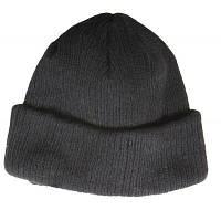 Шапка трикотажная мужская, вязаная шапка, головные уборы утепленные, зимняя шапка
