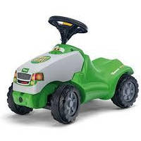 Детский трактор с педалями