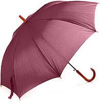 Зонт-трость женский полуавтомат FARE (ФАРЕ) FARE1132-bordo
